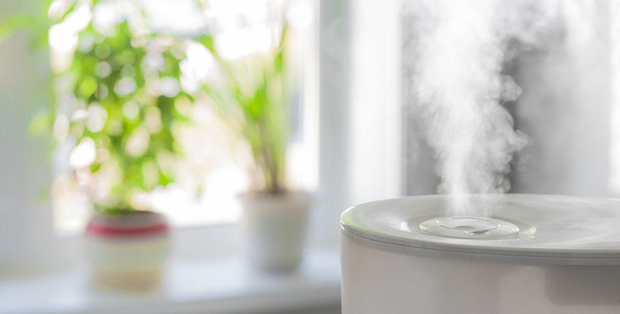 Luftfuktare för ett bättre hem